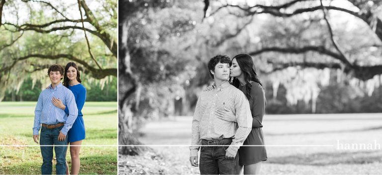 Ross & Brittany: An Abbeville Engagement