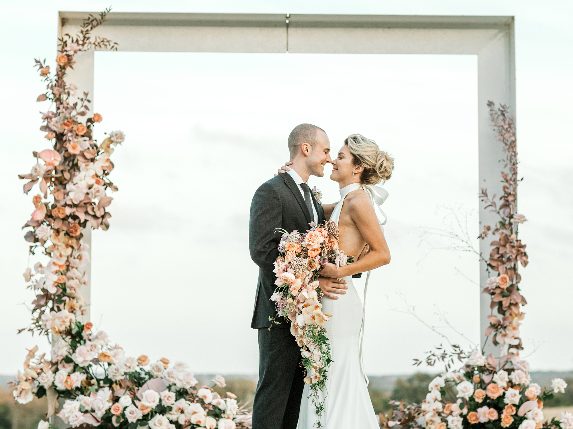 An Austin Wedding at the Prospect House