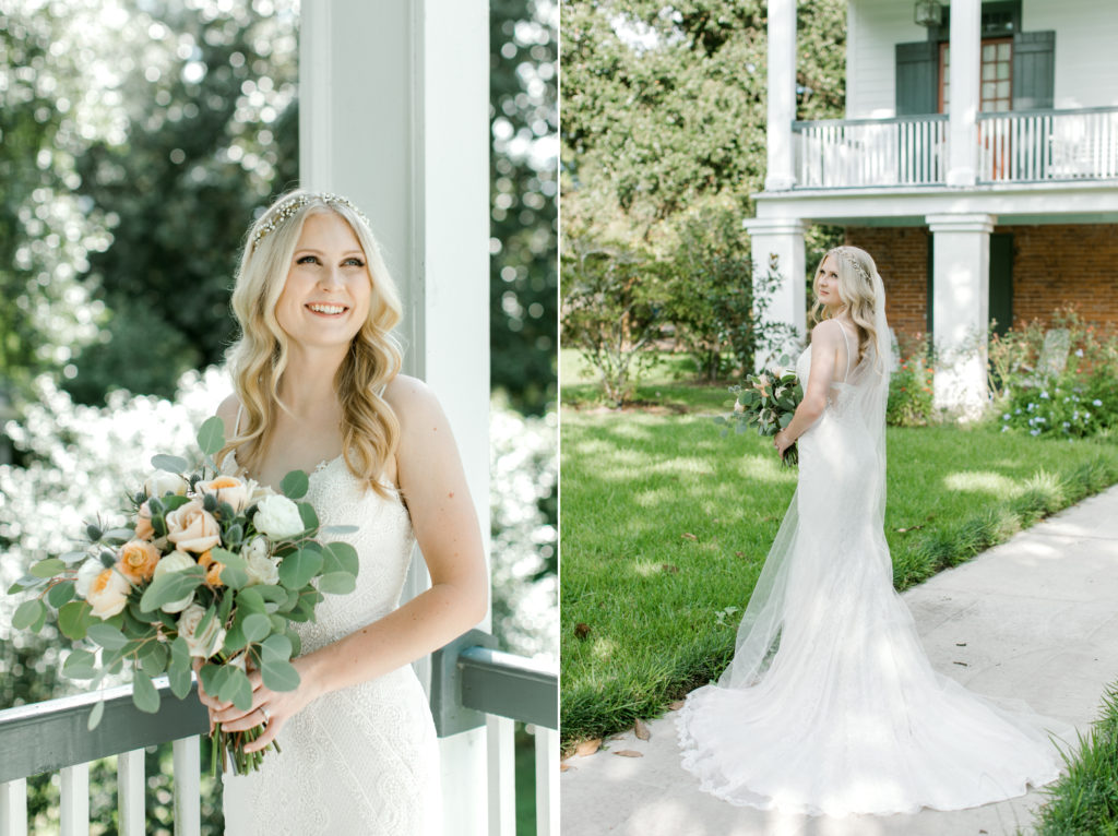 mouton plantation bridals
