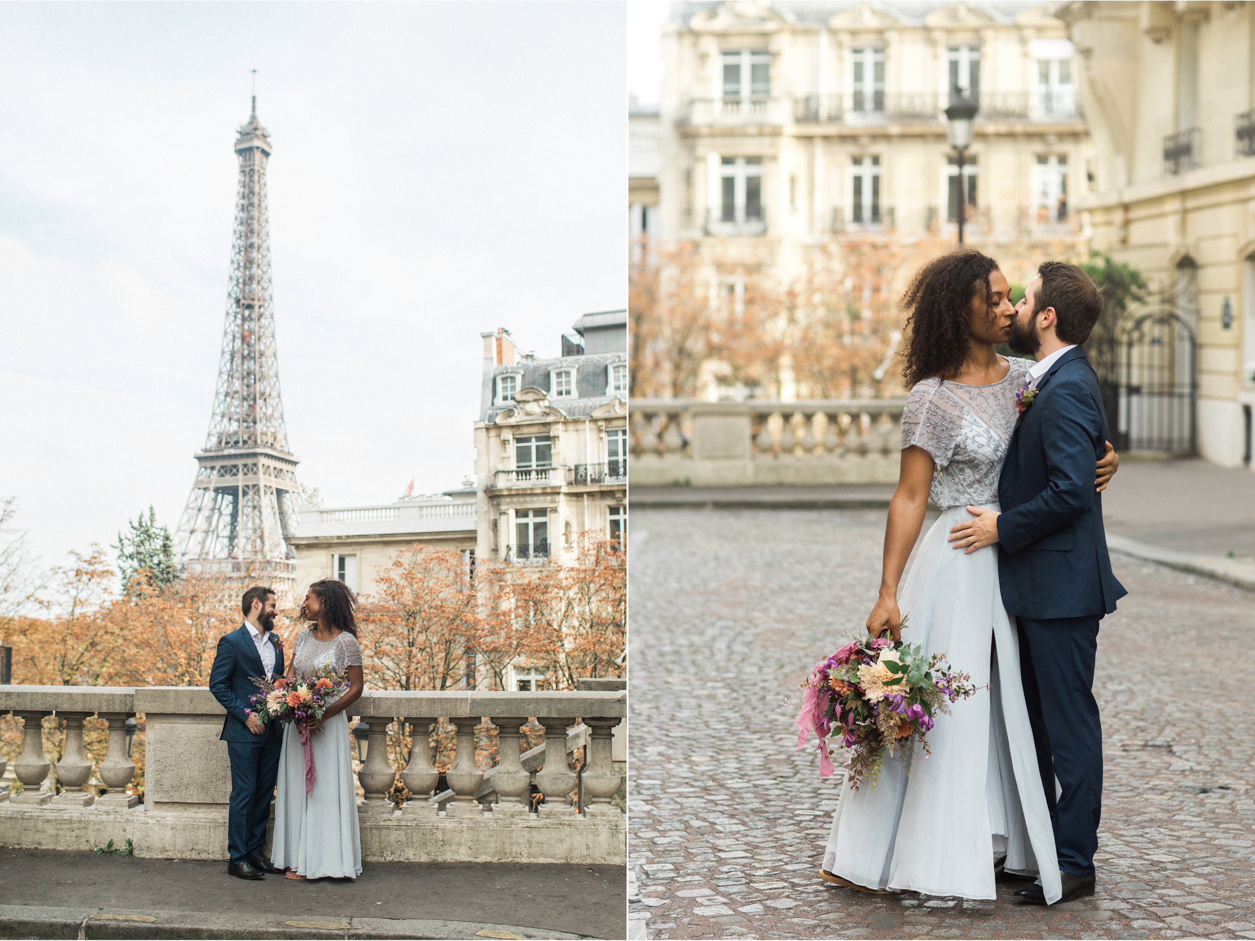 Paris Vow Renewal